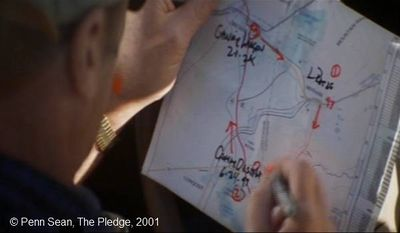 an analysis of the pledge by sean penn In sean penn's majestically bleak film the pledge, a crime and its detection  become acids that eat their way into a man's soul penn's third film.