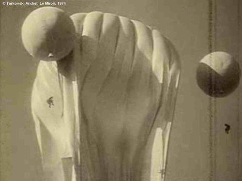 Ballon a rospatiale cin mancie for Le miroir tarkovski